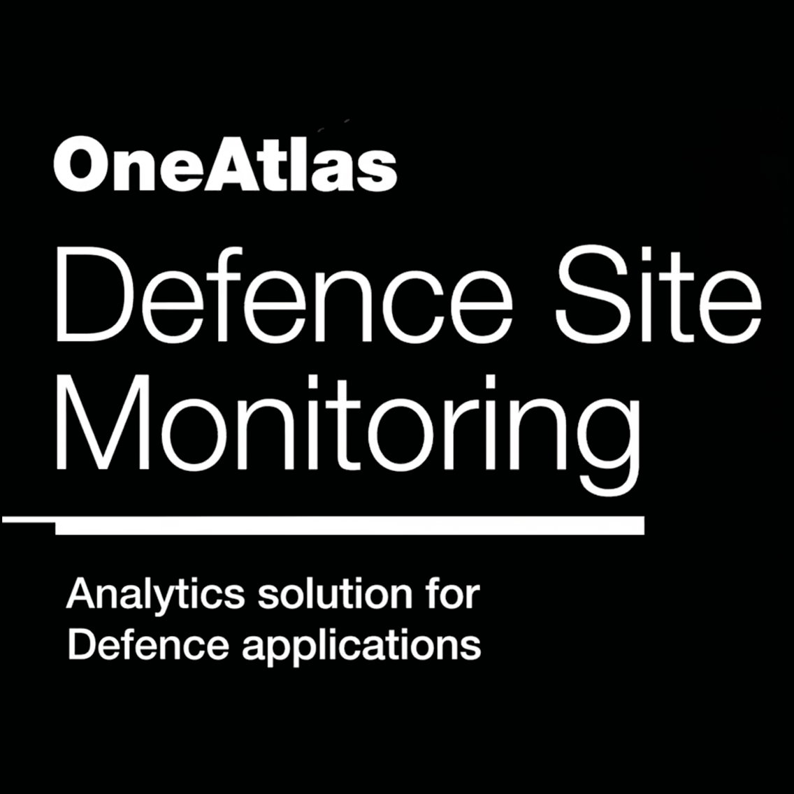 Defence Site Monitoring